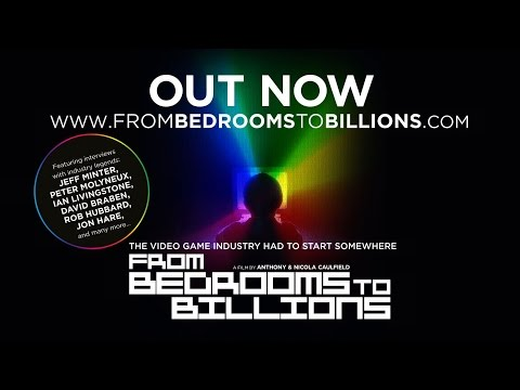 FROM BEDROOMS TO BILLIONS - MOVIE TRAILER