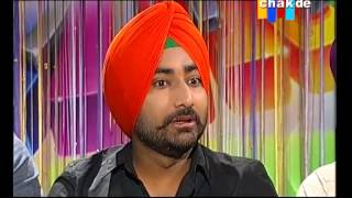 MEHTAB VIRK / AK / RANJIT BAWA ON PTC CHAKDE SHOW FIRST LOOK