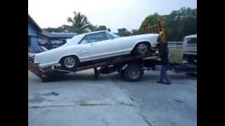 Arrival of 1964 Buick Riviera 425ci V8