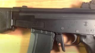 Israeli Galil AR Rifle