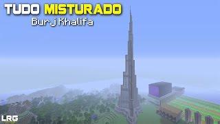 74º Episodio 2º Temporada, Tudo Misturado -Minecraft xbox one (Terminei Burj Khalifa)