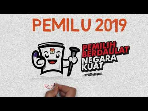 Video Promo Pemilu 2019