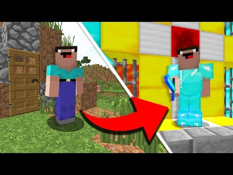 From NOOB to PRO in Minecraft MONEY WARS...
