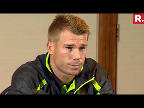 David Warner Apologises To   Ball Tampering Case