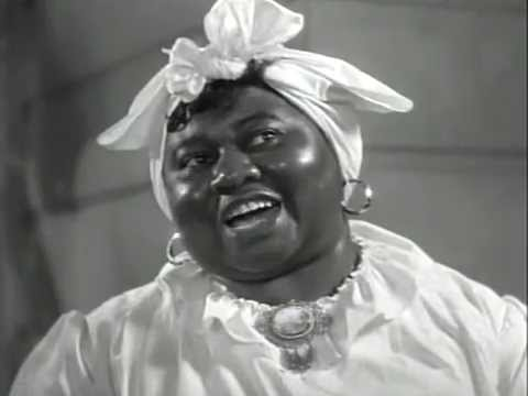 Hilarious Hattie McDaniel mocking a racist bully