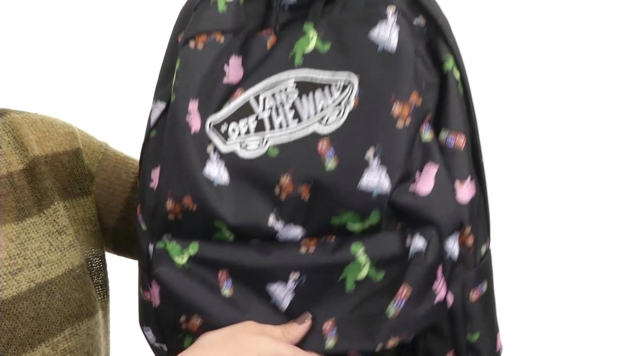 Vans Toy Story Backpack Sku 8775394 Youtube