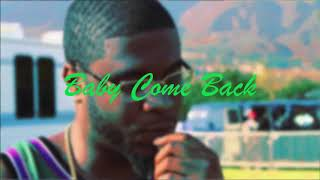 Baby Come Back - BIG KRIT Type Beat (Prod. By MC DaveID)