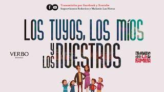 Los tuyos, los míos y los nuestros – Federico y Malanie Las Heras