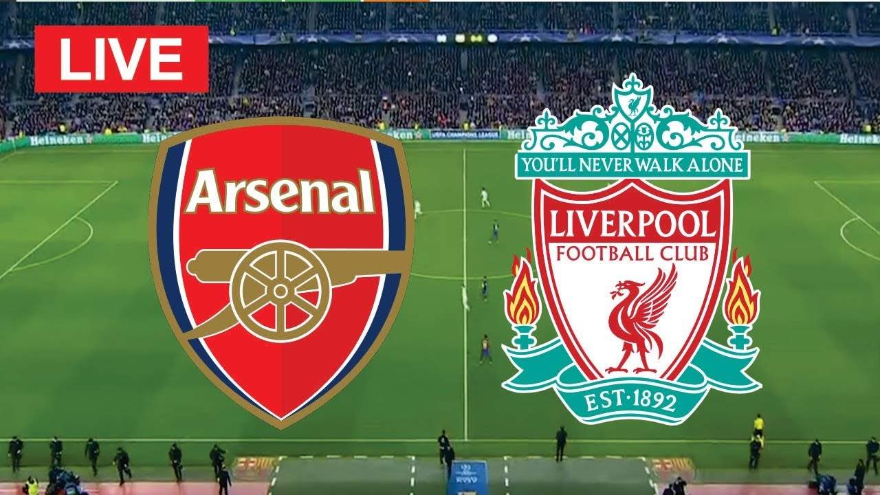 Arsenal vs. Liverpool LIVE STREAM (8/29/20): Watch FA Community ...