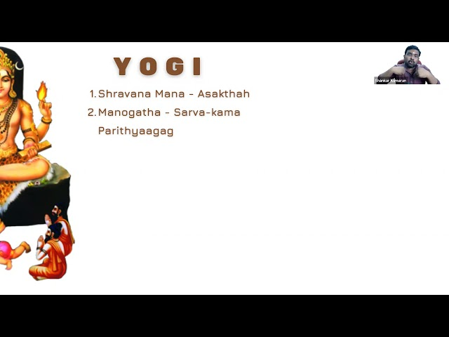 Shankarji is on International online Satsang at Arsha Yoga Gurukulam.