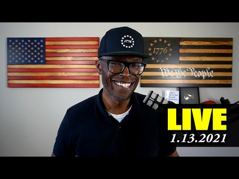 ? ABL LIVE: Trump Impeached, Parler BAN, AOC, SoHo Karen Cant Be Racist, TikTok Cringe, and more!