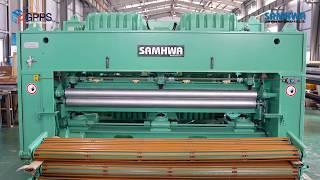 [수출 전시관] (주)삼화기계 - 경북PRIDE상품