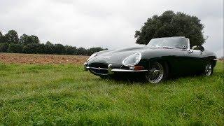 E-Type UK | 1967 Jaguar E-Type Series 1 4.2 OTS For Sale