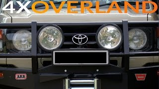 History of the Toyota Land Cruiser