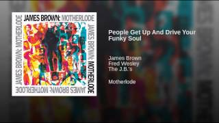 People Get Up And Drive Your Funky Soul (Remix)