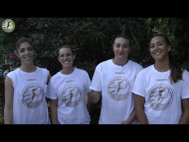 Volleyteam Castellanza: Il saluto degli attaccanti