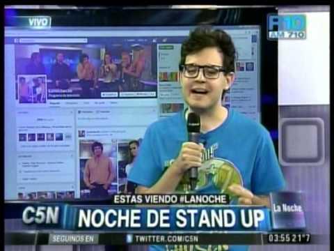 C5N - LA NOCHE: NOCHE DE STAND UP