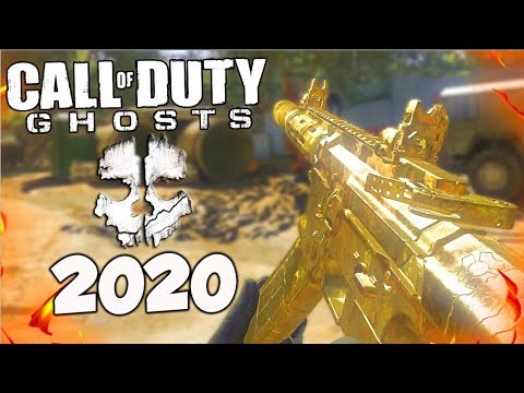 So.. I Played Call Of Duty Ghosts In 2020