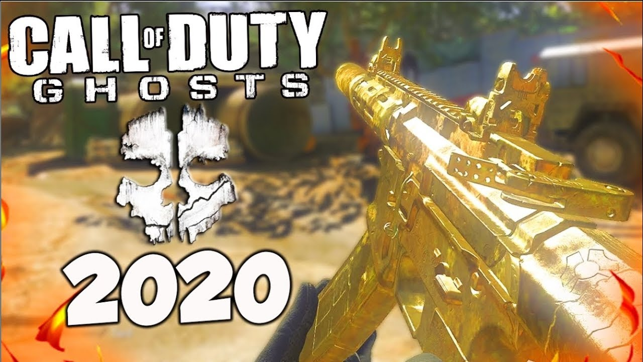So.. I Played Call of Duty Ghosts in 2020 thumbnail