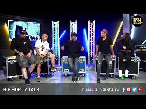 HIP HOP TV TALK 🔥 CON ARCADE BOYZ 👊🏻 ANTHONY IPANT'S 📲 ARIELLE