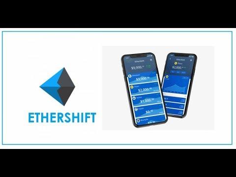 Ethershift - Cara Cepat Membeli Token Ethereum