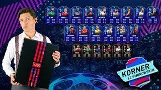 FIFA 19 - Korner ze Smokowskim - odc. 14 - drużyna fazy grupowej UCL + KONKURS