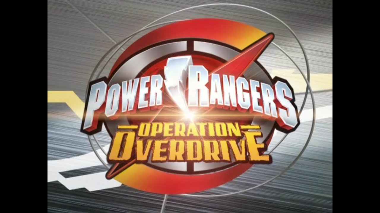 Download Power Rangers Operation Overdrive (Season 15) - Opening Theme