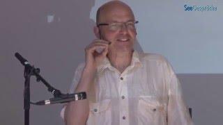 Armin Risi - Das Mysterium der Freiheit - Vortrag beim Seegespräche-Sommerfest Teaser