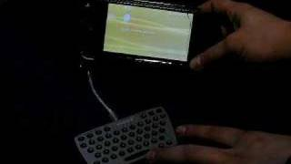 PSP keyboard - finish version.