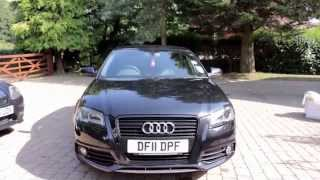 Audi A3 S line Detailing - Custom DetailZ