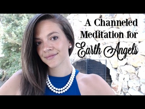 """[""""Channeled Messages"""" from Archangel Raphael] Earth Angels by [Psychic Samantha Fe]"""