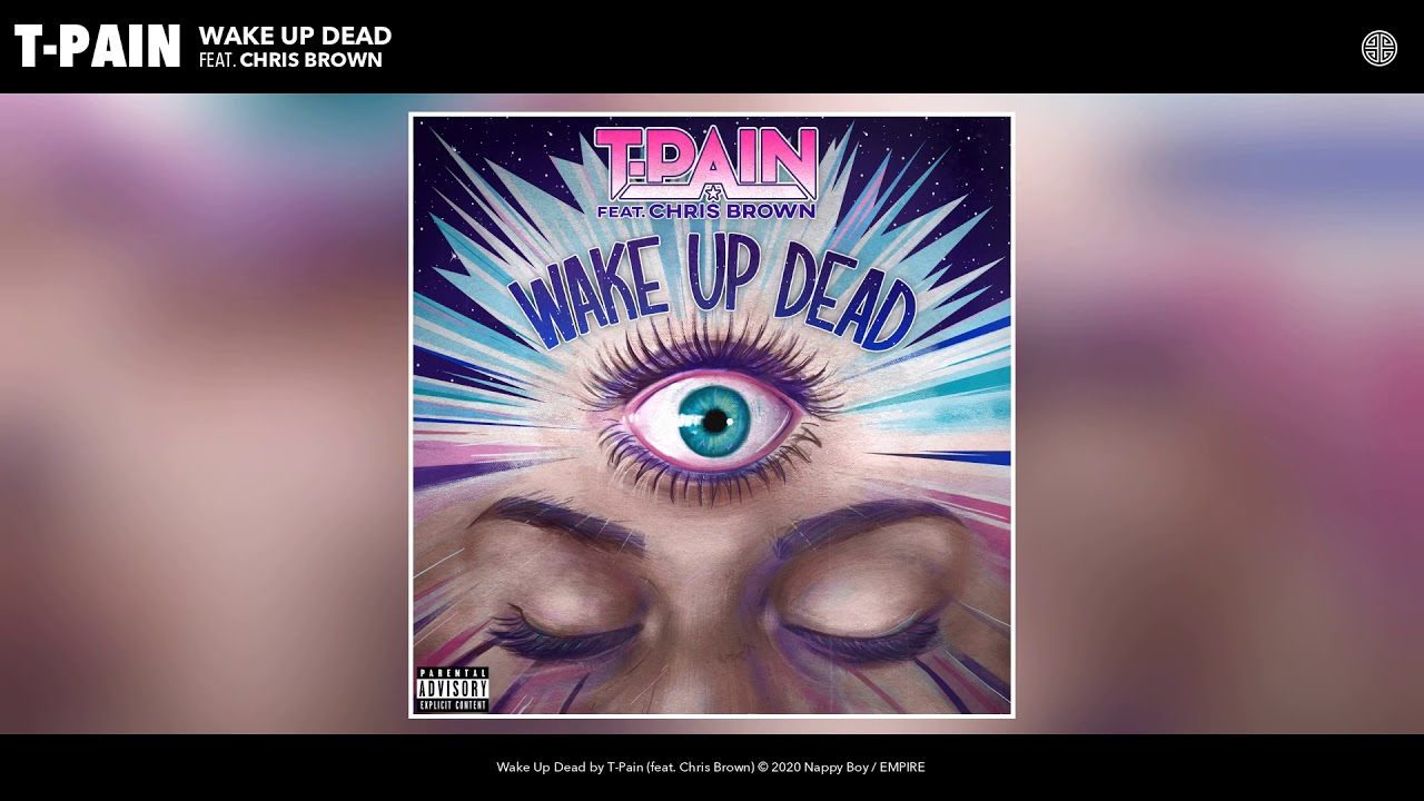 T Pain ft. Chris Brown - Wake Up Dead (Audio)