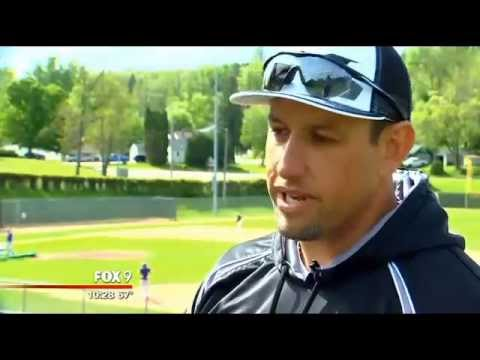 Red Wing, MN baseball prospect Ty Buck