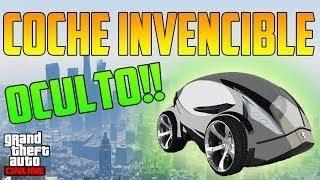 COCHE OCULTO INVENCIBLE - ¡¡ IMPRESIONANTE !! - GTA V Online 1.10
