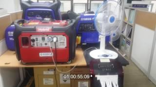 하이브리드발전기 센시4000W