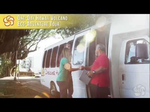 One Day Hawaii Volcano Eco-Adventure Tour