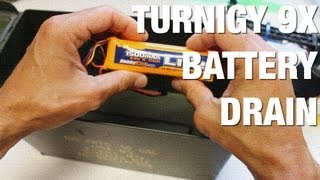 Don't Take Your LiFe and LiPo Batteries for Granted - My Turnigy 9X Killed my LiFe Battery