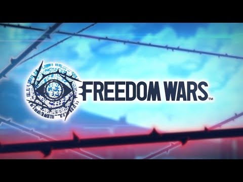 【MAD】Freedom Wars - Anime Opening