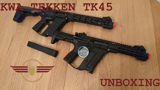 meilleure valeur 0f3f7 bd5cf Download Unboxing Kwa Tk45 Tk45c Ronin Recoil Dual Unboxing ...