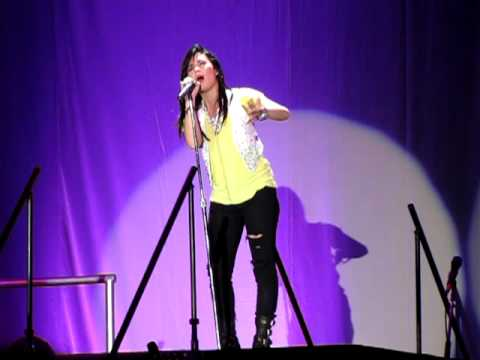 Demi Lovato - Remember December - Atlantic City NJ 11/1/09