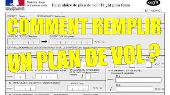 [Tuto #8] Comment remplir un plan de vol ?