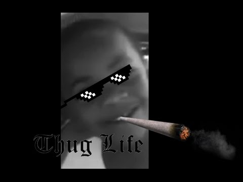 Little Kid Saying Hello Mother Fucker - THUG LIFE  FUNNY