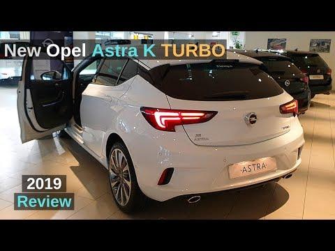 New Opel Astra K Turbo 2019 Review Interior Exterior