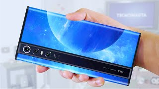 UN TELÉFONO de OTRO UNIVERSO!!!!!!! Pantalla 360°