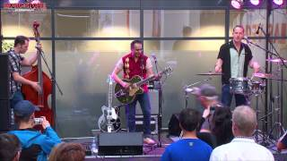 Live im MUSIC STORE - Adriano Batolba Trio [Teil 1]