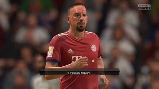 BAYERN MUNICH vs REAL MADRID FIFA 19  ⚽ 01.01.2019 İLK VİDEO