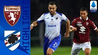 Torino 1-3 Sampdoria | Ramirez Scores 2 Goals in 5 Minutes to Put Sampdoria In Front | Serie A TIM