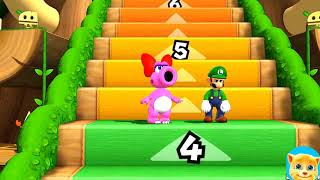 classic mario party funny minigames #babies