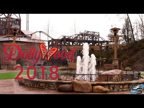 Everything New at Dollywood in 2018