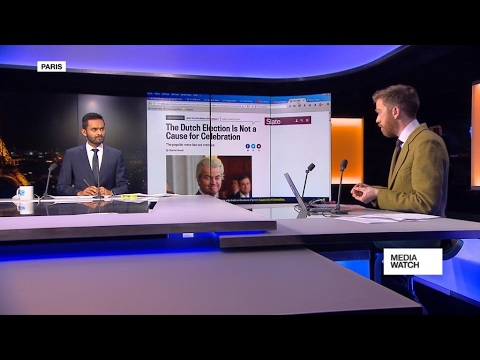 What lessons for France after the Dutch election? - YouTube